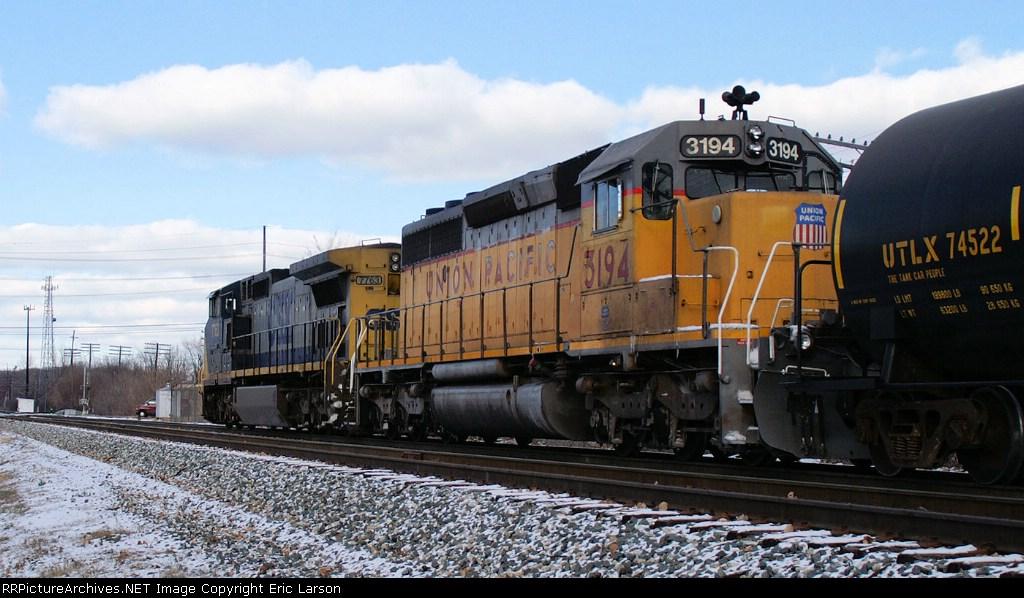 UP 3194