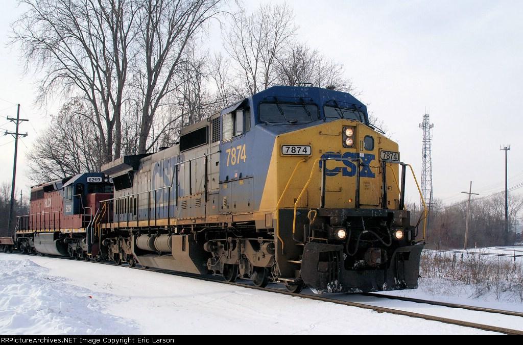 CSX 7874