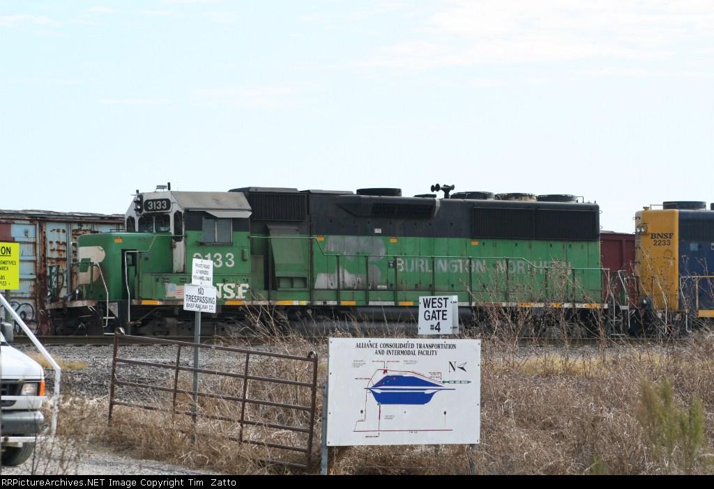 BNSF 3133