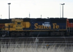 BNSF 8712