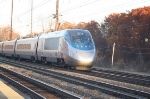Acela northbound
