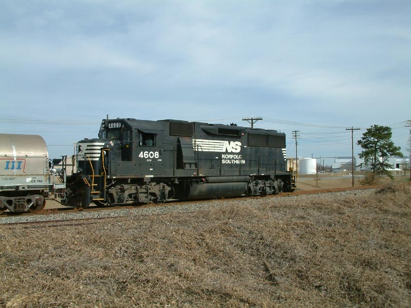 Roster shot of NS 4608