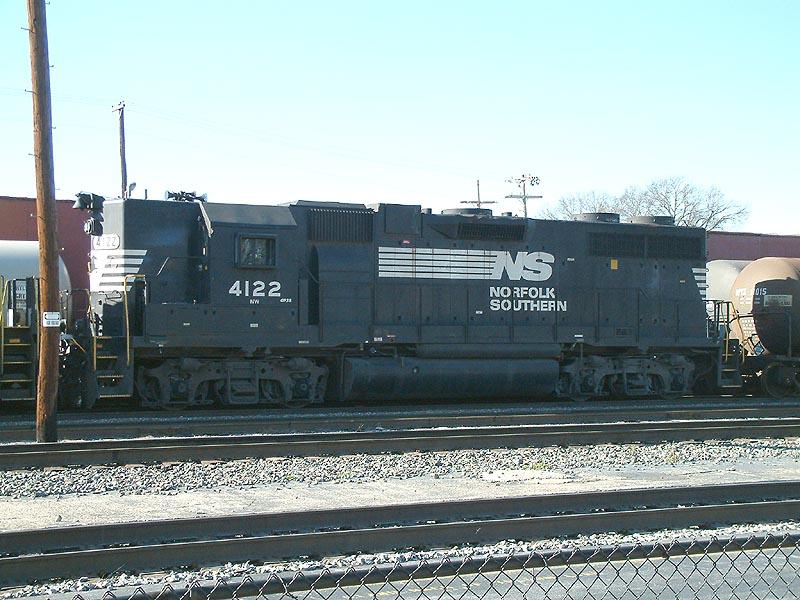 Backlit NS 4122