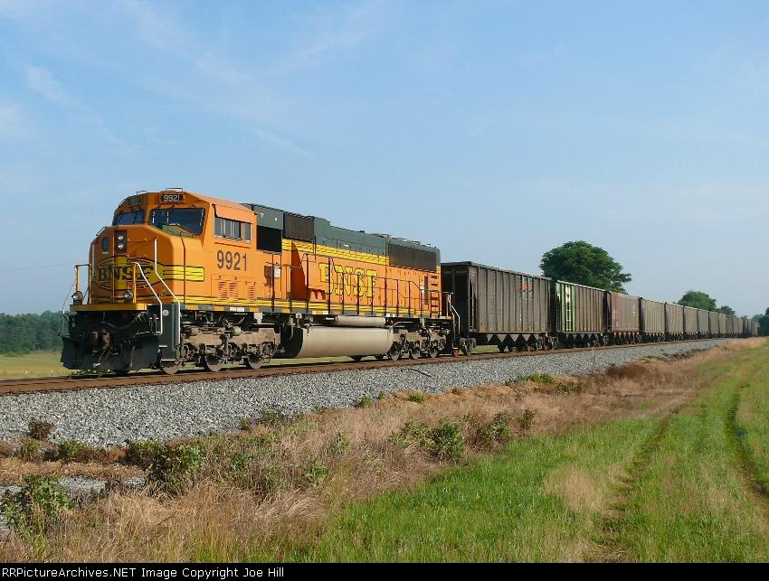 BNSF 9921 (NS #735)