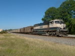 BNSF 9747 (NS #734)