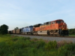 BNSF 9165 (NS #734)