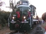 Greenville & Western's Santa Express
