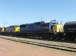 CSX 8504 and 7360