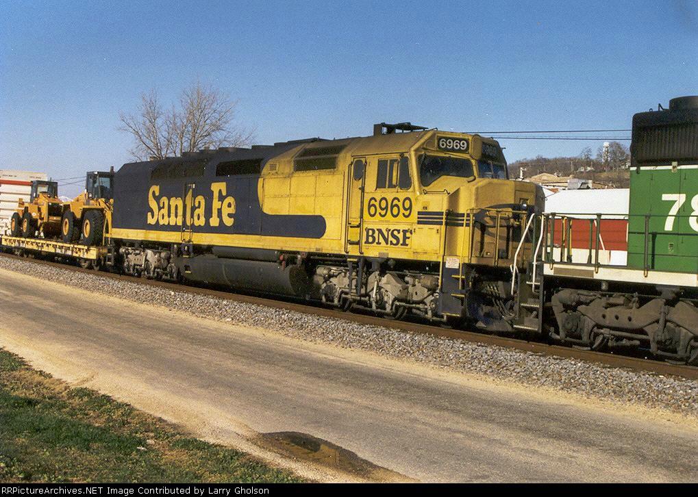 BNSF 6969