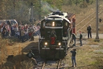 GRLW Santa train arrives in Belton