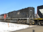 A rare IC sd 70 in Northern Ontario
