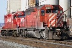 CP 5727 & 8217 the power for the Tec Train