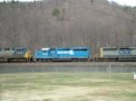 CSX 5010, 4448 & 8104