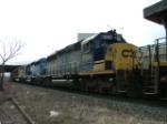 CSX 4448 & 8104