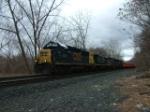 CSX 6236 & 5834