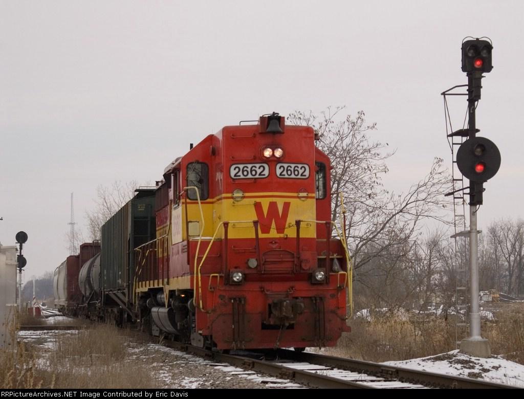 W&LE 2662