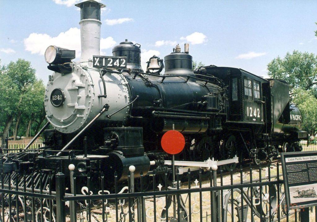 UP 1242 2004