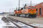 BNSF O TOPLAC City of Hope