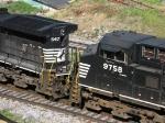 NS 9847 & 9758