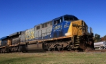 CSX 601- Spirit of Waycross