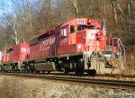 CP 5420 on CP line  Sunbury, PA.