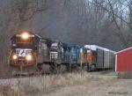 NS 8822 high speed freight
