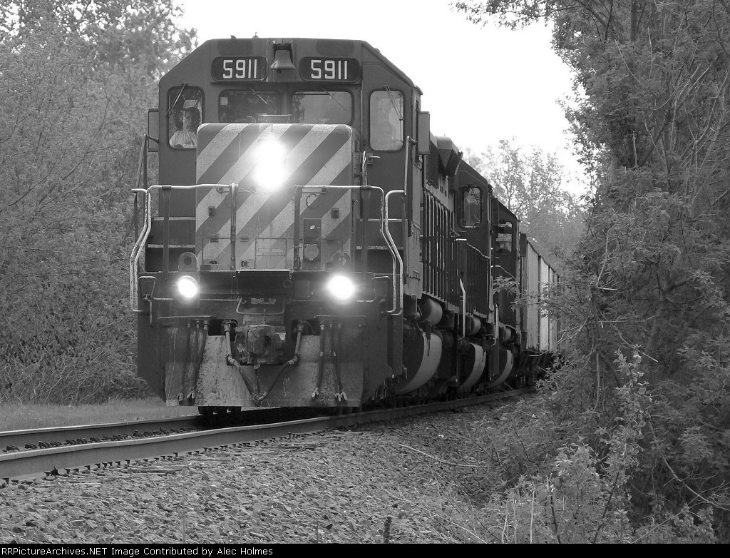 CP 5911 East