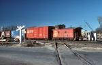 ATSF caboose