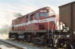 AOK 365 works a coal train