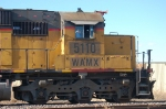 SKOL road train waits for crew change