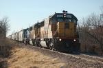 SKOL NB freight