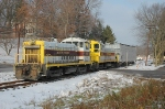 North Shore RR 365/366 below Lewisburg!