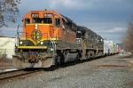 NS 11R BNSF 8022
