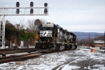 NS C42 Local at work