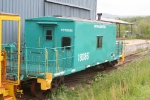 New life for an old transfer caboose: excursion service on the Fayette Central RR