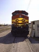 BNSF 4768