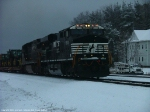 Good snowy morning!