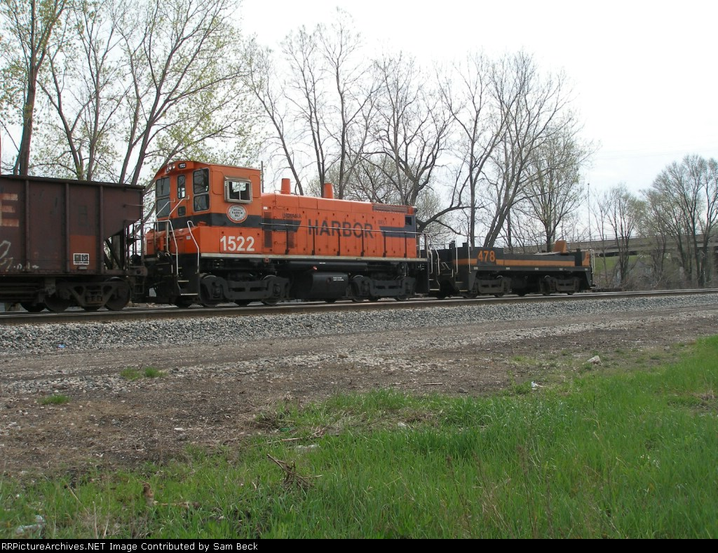 IHB 1522 & 478