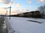 The Inland steel coal train