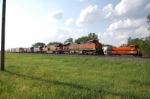 A BNSF/IHB 6 Pack of Power