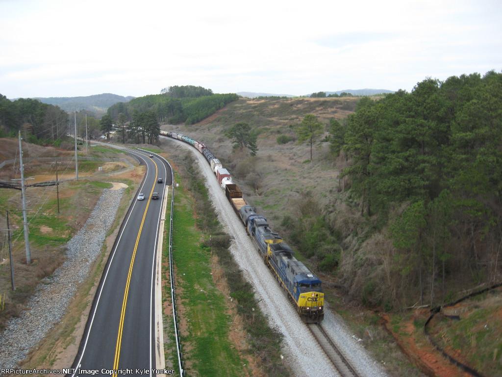 SB freight Q676