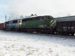 BNSF 7158