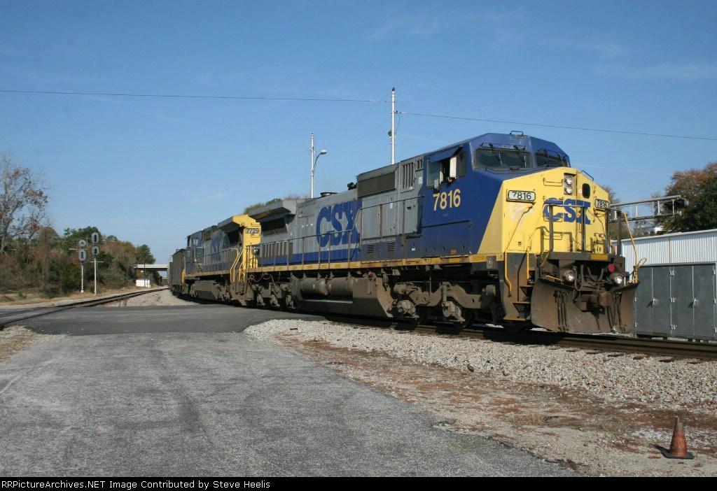 CSX 7816