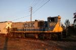 CSX 1207