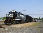 NYSW Local with NS & CSX power 