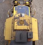GP50 Cab Roof detail