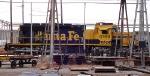 """Stripped"" BNSF 6769"