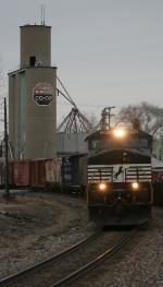 NS train 124