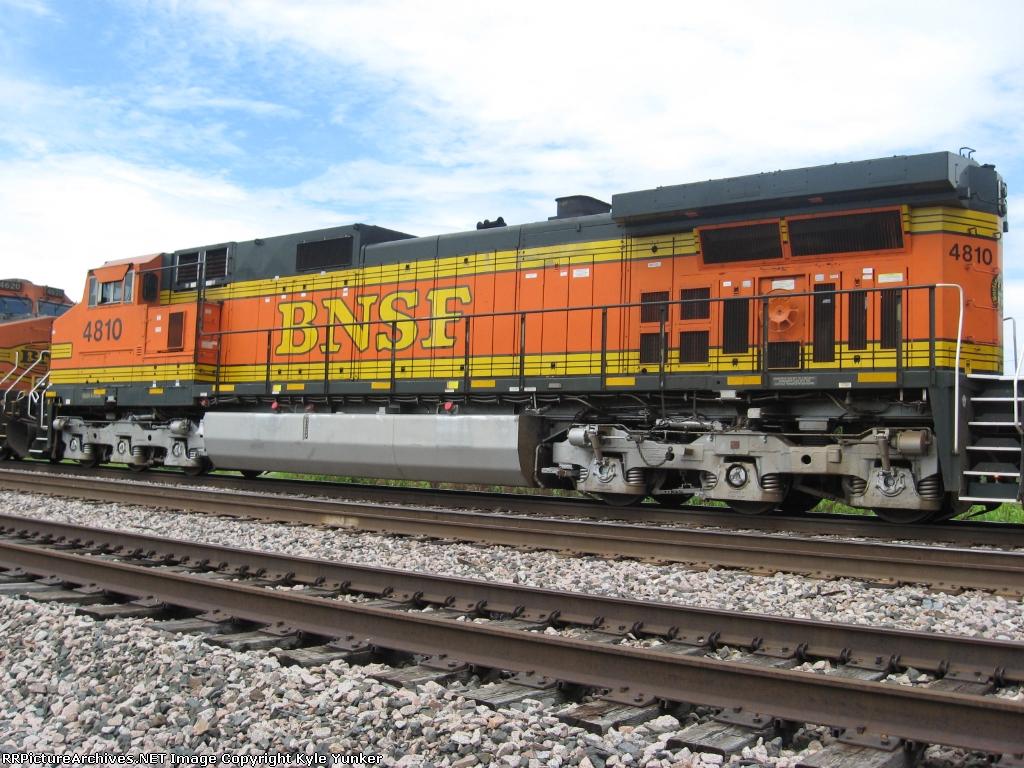 BNSF 4810