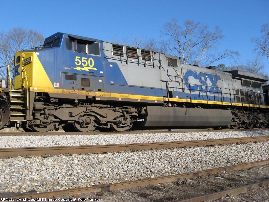 CSX 550